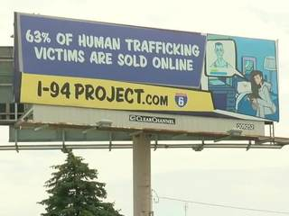 I-94 major corridor for human trafficking