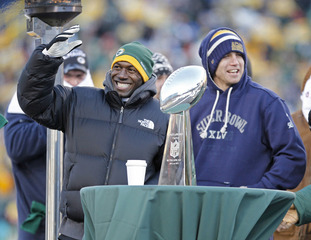 GALLERY: Top moments from Donald Driver's career