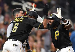 Pirates rally past Brewers 4-3