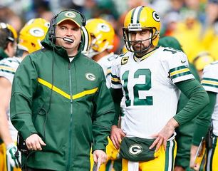 Rodgers on Mike McCarthy: 'We got his back'