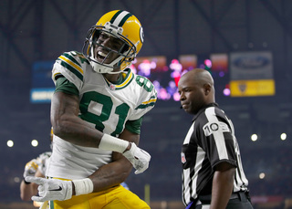 Packers WR Allison suspended for one game