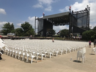 Country music festival ready to go after floods