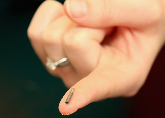 WI company offers microchip implants for workers
