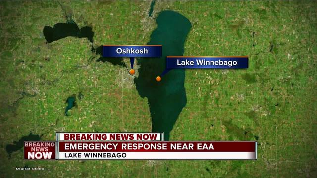 1 dead, 2 injured in WI seaplane crash