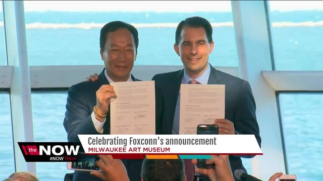 Foxconn deal would cost Wisconsin $230700 per job