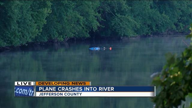 Ultralight plane crash in Jefferson County kills two