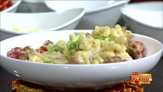A Delicious Twist on Classic Mac and Cheese