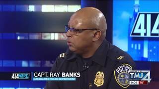 414ward: MKE Police seek to strenghen bonds...