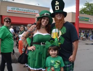 Irish Fest takes over Milwaukee this weekend