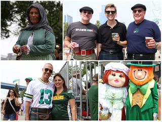 PHOTOS: Best dressed at Milwaukee's Irish Fest