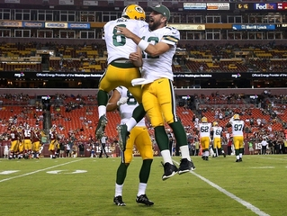 PHOTOS: Packers impressive win against Redskins