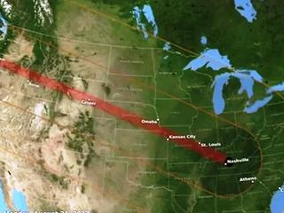 Wisconsinites hit the road for the eclipse
