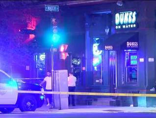 3 men shot outside downtown MKE bar overnight