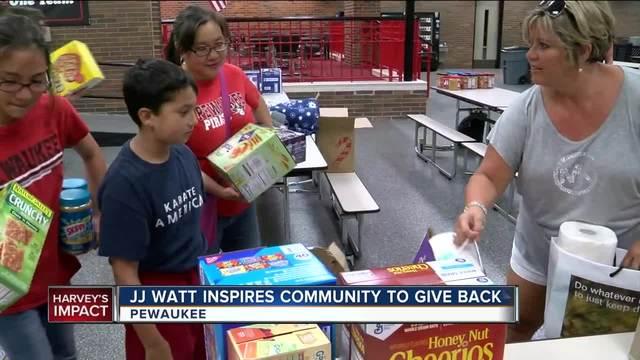 JJ Watt Has Raised More Than $16 Million for Hurricane Harvey Relief
