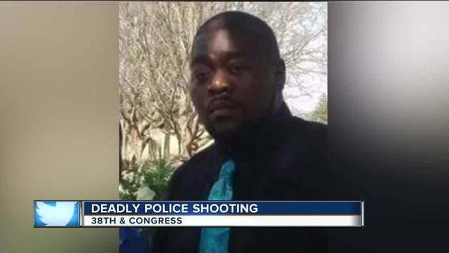 Family: Man shot by police was legally blind