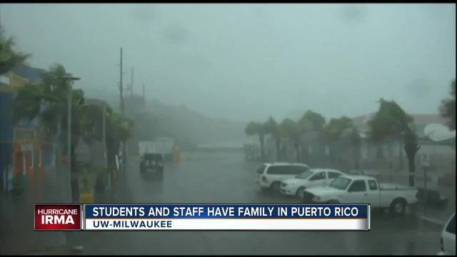 Family of New Orleans physician rode out Irma in Puerto Rico