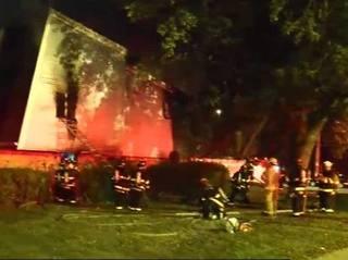 2 children killed in overnight fire in Milwaukee