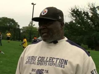 Hundreds remember football coach Bob Reddic