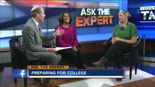 Ask the Expert: Preparing for college