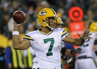 Brett Hundley prepares for 1st NFL start