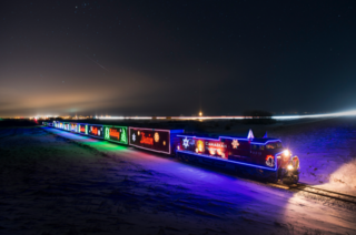 PHOTOS: Holiday Train returns to Wisconsin