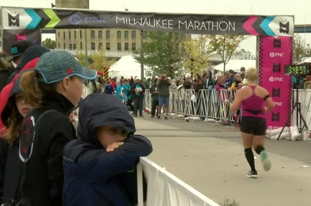 Marathon race course comes up short