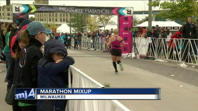 Marathon comes up short for runners