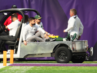 Packers' quarterback Aaron Rodgers placed on IR