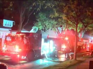 Overnight house fire displaces 6 people in MKE