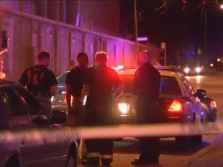 Officers shoot 2 suspects on north side