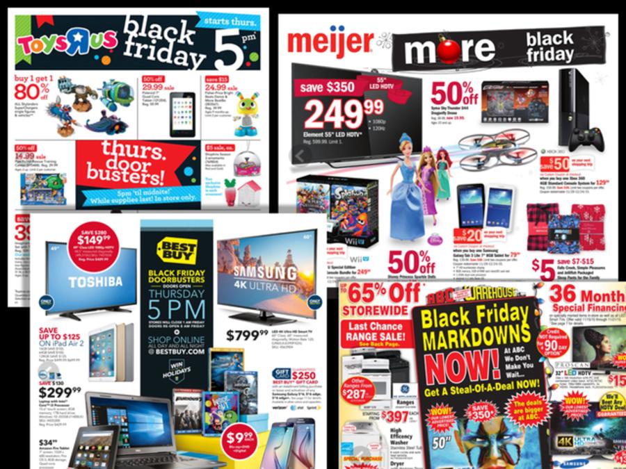 2015 black friday ads  walmart  target  toys r us  best buy  academy  kmart  big lots  u0026 more