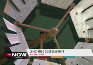 Gallery celebrates black inventors