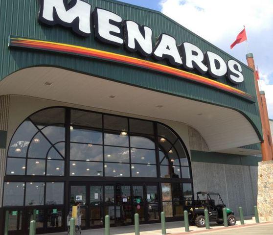 Menards vehicle giveaway