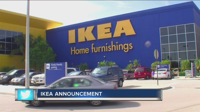 New store will create 250 jobs. IKEA to open Oak Creek store in summer 2018   TMJ4 Milwaukee  WI