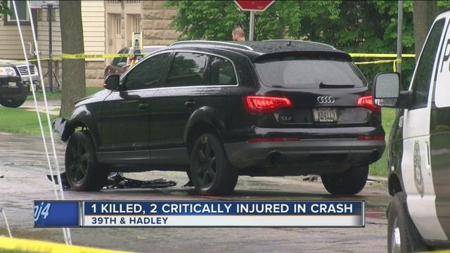 Police Release Cell Phone Video Of Suspects In Fatal Stolen SUV - Audi milwaukee