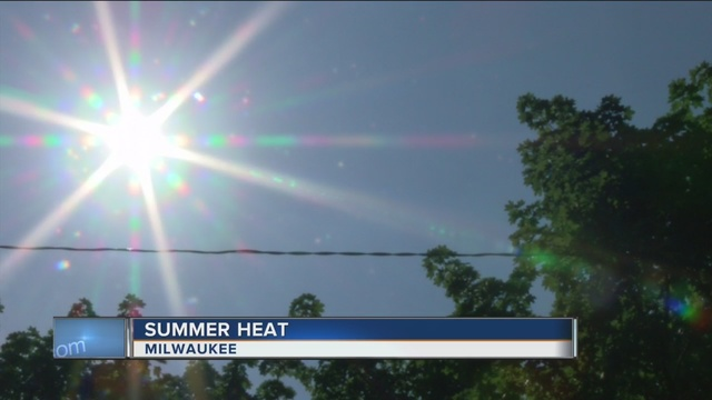 Image result for image, photo, picture milwaukee, heat in the summer