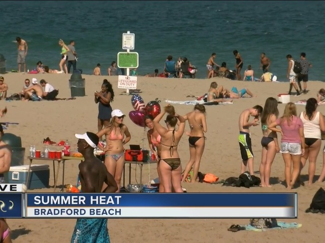 Southeast Wisconsin prepares for first summer heat wave ...