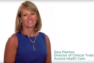 Sarah Planton, Director of Clinical Trials