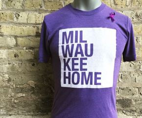 MKE goes purple for Domestic Violence Awareness