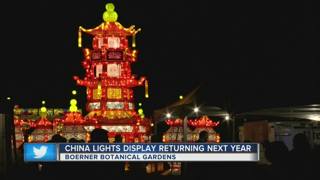 Plans Underway For China Lights 39 Return In 2017 Tmj4 Milwaukee Wi