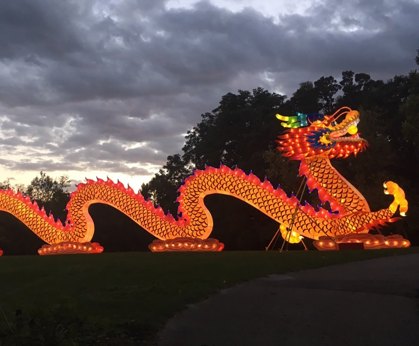 China Lights Festival Expected To Return To Boerner Botanical Gardens In 2018 Tmj4 Milwaukee Wi