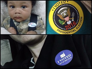 GALLERY: Show us your I Voted sticker