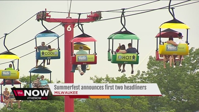 Red Hot Chili Peppers, P!nk Summerfest tickets go on sale ...