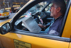 Find a local taxi service on Yelp