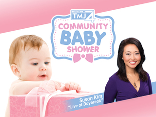 TMJ4 Baby Shower's impact on Milwaukee day care