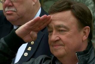 American Legion vets honor John Malan