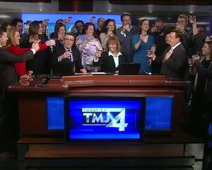 TODAY'S TMJ4 wishes John Malan 'A Warm Farewell'