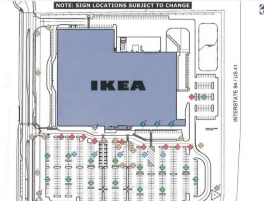 Oak Creek Ikea renderings released - TMJ4 Milwaukee, WI on express store map, gap store map, stop and shop store map, stonebriar mall store map, old navy store map, christiana mall stores map, gamestop store map, toys r us store locations map, tri-county mall store map, ahold store map, urban outfitters store map, gnc store map, lg store map, nebraska furniture mart store map, walmart store map, target store map, belk store map, ups store map, amazon store map, mcdonald's store map,