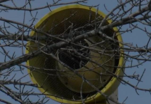 broken tornado siren confusing port washington residents