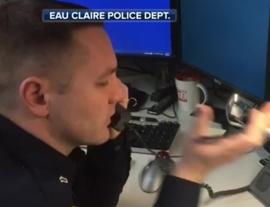 Eau Claire Police Officer Scams A Phone Scammer Tmj4